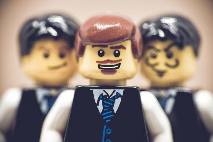 lego uomini d'affari